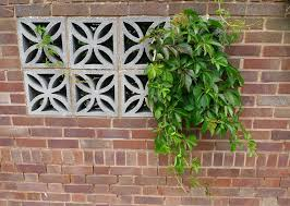 decorative brick wall to see the different tiles used flickr