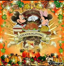 disney thanksgiving picture 126870961 blingee