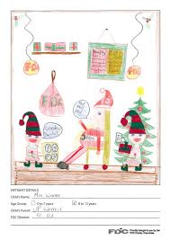 fdc kids produce winning christmas card designs fdc construction