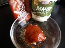 sriracha mayo nutrition healthier sriracha mayo ศร ราชามายองเนสซอส healthy thai recipes