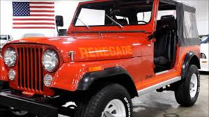 brown jeep renegade jeep cj7 renegade brown image 115