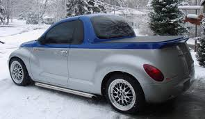 the plymouth pt cruiser many custom made parts old style pt