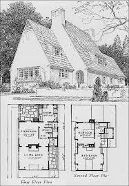 Old English Cottage House Plans | 237 best 1890 1960 tudor revival images on pinterest vintage