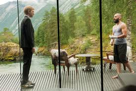 ex machina u0027s stunning mansion is mostly real vanity fair