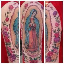 virgin de guadalupe tattoo danielmarkparish com
