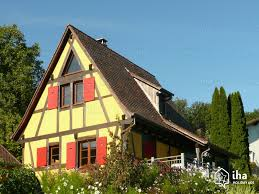 Tudor Style Cottage Gîte Self Catering For Rent In Raedersdorf Iha 67327