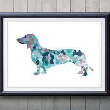 best dachshund home decor products on wanelo