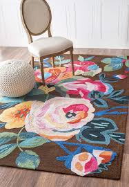 Floral Pattern Rugs Best 25 Floral Rug Ideas On Pinterest Sister Room Shared Rooms