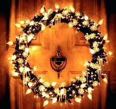 large lighted wreaths large wreaths lighted uk