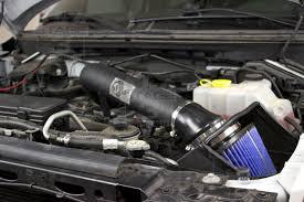 Ford Raptor Exhaust System - 2010 2014 f 150 raptor 6 2l afe stage 2 cold air intake system 54
