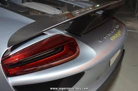 porsche 918 exterior porsche 918 spyder weissach package supercars all day exotic
