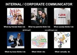 Do Memes - what people think i do meme internal communications all things ic