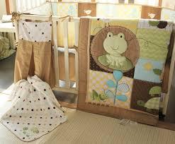 Tortoise Bedding Frog Baby Bedding Crib Sets 10311