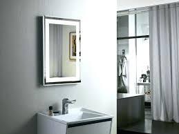 lighted bathroom wall mirror magnifying bathroom mirrors wall mounted lighted bathroom wall