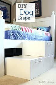 dog beds with steps u2013 restate co