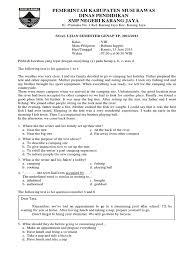 Patient Advocate Resume Sample Soal Bahasa Inggris Semester Genap Kelas 8 Tahun Ajaran 20122013