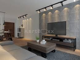 scandinavian industrial home design we love