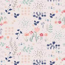 floral art exhibition wallpapers navy u0026 peach floral fabric art gallery library gardens
