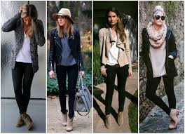 planning 4 ways to wear taupe booties on the daily express