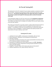 Sample Resume Template For Ojt by Ojt Resume Objectives Free Resume Example And Writing Download