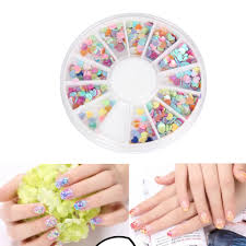 online get cheap colored acrylic nail designs aliexpress com