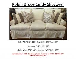 Average Loveseat Size Barnett Furniture Slipcover Sofas Sectionals Chair And Ottoman