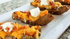 recetas para thanksgiving receta de camotes rellenos youtube