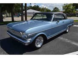 Nova Bench Seat For Sale 1962 Chevrolet Nova For Sale On Classiccars Com 9 Available