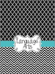 10 best images of printable binder covers black and white black