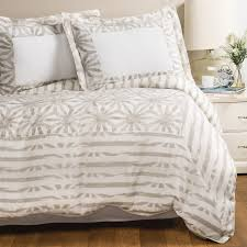 Taupe Duvet Sohome Studio Karauli Collection Duvet Cover Set King Save 54
