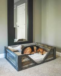 diy shabby chic pet bed haus renovierung mit modernem innenarchitektur tolles diy shabby