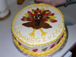 thanksgiving cakes lovetoknow