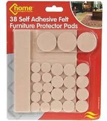 27 heavy duty self adhesive felt pads wood laminate floor