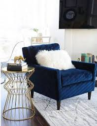 Navy Blue Accent Chair Best 25 Blue Accent Chairs Ideas On Teal Accent Chair
