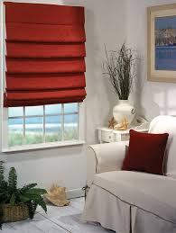Blackout Cordless Roman Shades Types Of Roman Shades Blindsmax Com