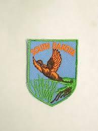 state bird of south dakota vintage south dakota state bird ring necked pheasant badge emblem