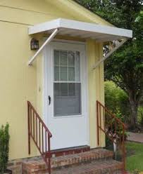 Awnings For Homes At Lowes Americana Building Products 60 In Wide X 40 In Projection White