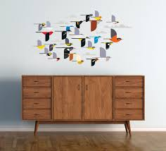 about pomegranate charley harper a flock of birds wall decor wolf kahn 2017 mini wall calendar