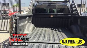 Ford Raptor Chase Truck - linex on the tuff stuff ford f150 raptor pre runner youtube