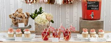 decorations for a baby shower rustic baby shower favors décor kate aspen