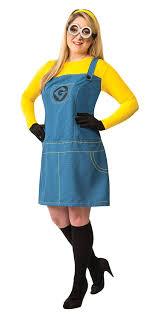 minion costumes rubie s costume women s despicable me 2 minion