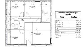 calcul surface utile bureaux surface habitable définition pour une maison individuelle