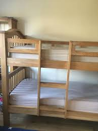 Vancouver Petite Solid Oak Bunk Bed In Rhiwbina Cardiff Gumtree - Vancouver bunk beds