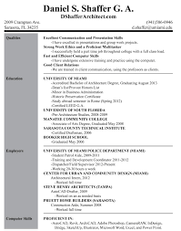 Degree Resume Sample by Business Business Admin Resume