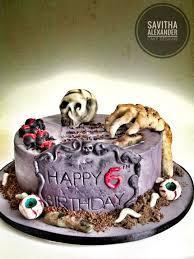 halloween party cake cake by savithalexandercakes cakesdecor