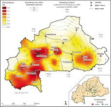 Isoline Map Definition Methods For Mapping Regional Trends Of Hiv Prevalence From
