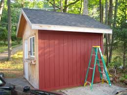 the ants have their way barn red shed