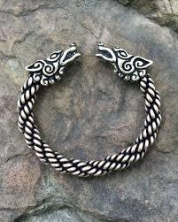 bracelet braid images Heavy braid wolf bracelet crafty celts jpg