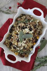 real thanksgiving sausage cauliflower rice stuffing the whole smiths