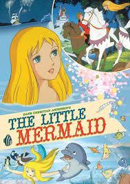 christian andersen u0027s mermaid dvd